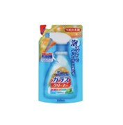 Пена-спрей для мытья стекол и зеркал Nihon Foam spray glass cleaner МУ 350мл