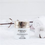 Антивозрастной осветляющий крем Privia Miracle Whitening Aqua Cream 80 мл