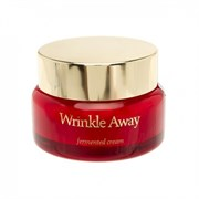 Ферментированный крем для лица The Skin House Wrinkle Away Fermented Cream 50мл