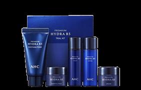 Мини-Набор Класса Премиум для Ухода за Кожей AHC Premium Hydra B5 Trial Kit
