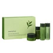 Набор увлажняющих средств с зеленым чаем INNISFREE NEW Green Tea Special Kit EX