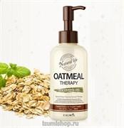 Гидрофильное масло с экстрактом масла овсянки Calmia Oatmeal Therapy Cleansing Oil 200мл