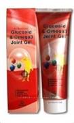 Массажный лечебный крем-гель с глюкозамином, витаминами и омега-3 Glucoaid Omega3 Joint Gel 165мл