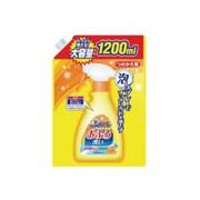 Антибакт. пенящ. чистящ. ср-во д/ванной NIHON Foam spray Bathing wash с апельс. маслом 400мл
