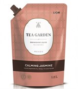 "Средство для мытья посуды LION Chamgreen Tea Garden ""Жасмин"", мягкая уп., 1250 гр"