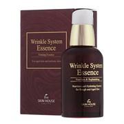 Эссенция антивозрастная с коллагеном The Skin House Wrinkle System Essence 50мл