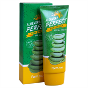 Солнцезащитный крем FarmStay Aloevera Perfect Sun Cream SPF50+ PA+++