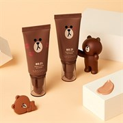 BB крем MISSHA Perfect Cover BB Cream 50ml (Line Friends Edition)