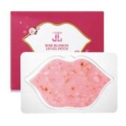 Гелевый патч для губ Jayjun Rose Blossom Lip Gel Patch