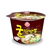 "Лапша со вкусом устрицы ""Jin Jjambbong Ramen with Oysters"", 110гр."
