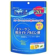 Коллаген с низкомолекулярной гиалуроновой кислотой ITOH Itocolla 102г (на 20 дней приёма)
