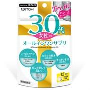 Комплекс витамин и минералов для женщин в возрасте 30+