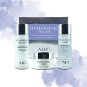 Тревел-набор для экстраувлажнения кожи лица AHC Hyaluronic Trial Kit