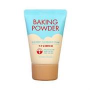Миниатюра Универсальная пенка для глубокой очистки кожи Etude House Baking Powder BB Deep Cleansing Foam 30ml МИНИ