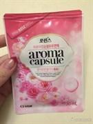 Кондиционер для белья aroma capsule pink rose 30g ПРОБНИК