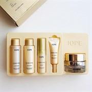 Увлажняющий и витаминизирующий набор миниатюр Iope Super Vital Cream VIP Special Gift 5items