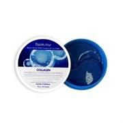 Гидрогелевые патчи с гидролизованным коллагеном FarmStay Collagen Water Full Hydrogel Eye Patch